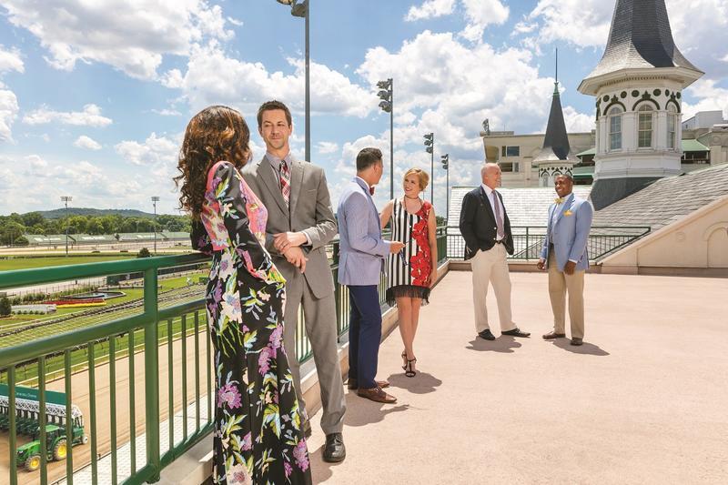 Jockey Club Suites Balcony Talent 2