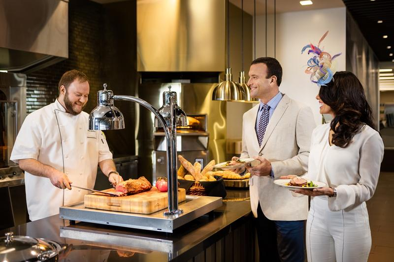 Turf Club LIFESTYLE Chefs Table