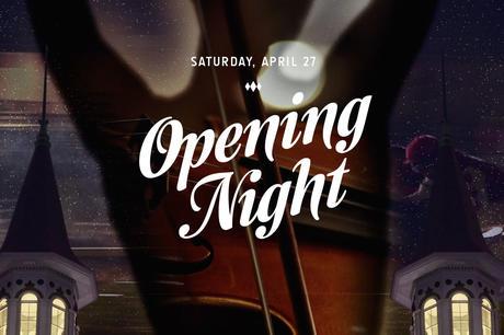 Churchill Downs Opening Night