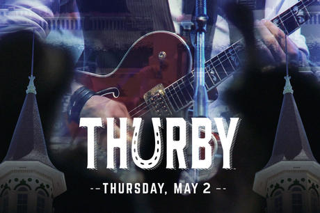 Thurby at Churchill Downs